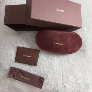 Tom Ford sunglasses casing